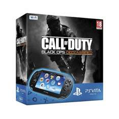 PlayStation Vita Wi-Fi Console + Call Of Duty Black Ops: Declassified - NEW - £130 Delivered with code from Asda Direct