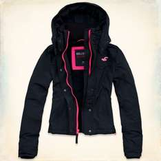 Hollister All weather Jacket reduced from £69 to £27.60