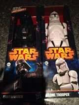 Star Wars figures in store @ Tesco scanning @ 1p