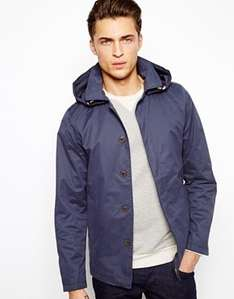 Pull&Bear Parka Jacket was £59.99 now £14.70 with code (game10) @ asos