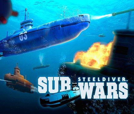 Steel Diver : Sub wars reduced on Nintendo 3DS eshop £6.29
