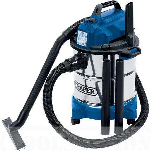 Draper Wet and Dry Vacuum Cleaner 230V - £54.95 @ Toolstation