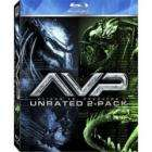 AVP - Alien vs. Predator / Aliens vs. Predator - Requiem (Unrated Two-Pack) [Blu-ray] - REGION 1 - £17.53 delivered