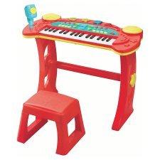 *****Carousel Keyboard And Stool- £15 (half price) @ Tesco Direct