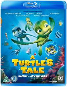 A Turtle's Tale Sammy's Adventures 3D and 2D Blu Ray £3 ASDA in store (temporarily out of stock on-line)