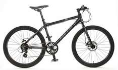 """Carrera Subway Hybrid Bike (2011-2012) 18"""" or 22"""" for £206.99 with a code or £189 with gift vouchers. RRP £399.99 @ Halfords"""