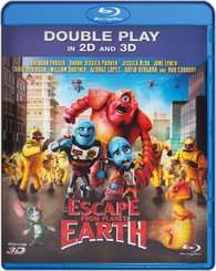 escape from planet earth 3d and 2d £10 morrisons harwich.