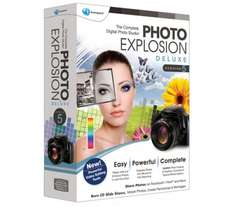 AVANQUEST Photo Explosion Deluxe 5 Currys £9.99