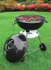 """The Great Outdoors 17"""" Kettle BBQ £9.99 at BHS"""