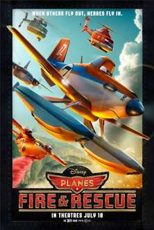 Tickets for Planes 2: Fire & Rescue - Leicester Sq only @ SFF