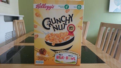 Crunchy nut 750g £1.50 @ Asda