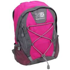 Karrimor Sierra 10L Backpack £6.90  (WAS £19.99) free del orders over £10 @ Amazon - £6.34 with Quidco Sunday only.