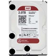 WD Red 2TB for NAS 3.5-inch Desktop Hard Drive - OEM WD Red 2TB for NAS 3.5-inch Desktop Hard Drive - OEM £68.40 @ Amazon