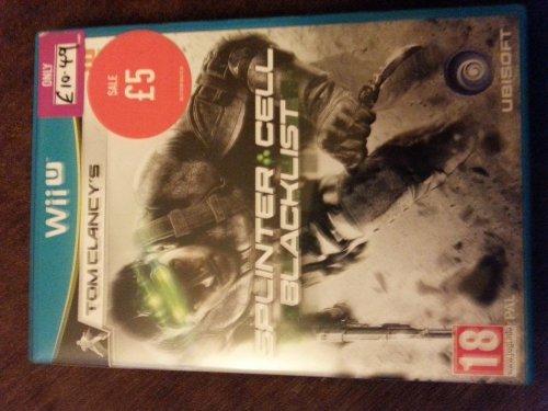 Splinter Cell Blacklist (WiiU) £5 @ Game