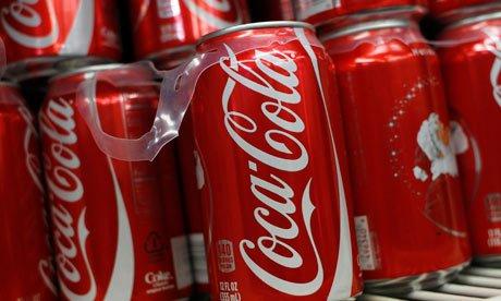 36 coke or diet coke  @ Asda! 2 for £8.00 on 18 packs