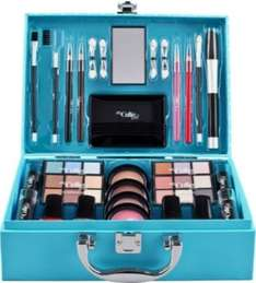 Miss Cutie Pie Vintage Complete Cosmetic Beauty Carry Case, two thirds off price! £8.49 at Argos