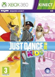 just dance kids 2014 Xbox only £4.99 on Base