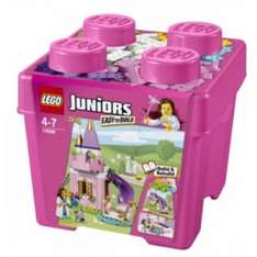 LEGO Juniors 10668: The Princess Play Castle - Amazon - £11.99