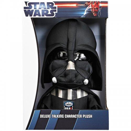 """Star Wars 15"""" Talking Darth Vader Plush Toy @ John Lewis for £9.36"""