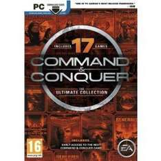 Command and Conquer: The Ultimate Edition PC @ CDkeys