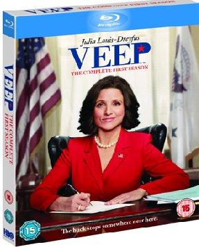 VEEP - Season One - Bluray £9 @ Head (Warrington)