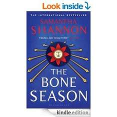 The Bone Season  by Samantha Shannon for £0.51 at Kindle and Nook