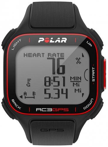 polar rc3 gps watch + HR mon + bike add on £99.99 @ halfords