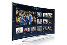 """Samsung 48"""" Curved 3D Full HD Smart TV for £1299.98 With Free Delivery @ Groupon"""