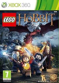 LEGO The Hobbit - Including Side Quest Character Pack DLC! (Xbox 360) £24.99 @ base.com