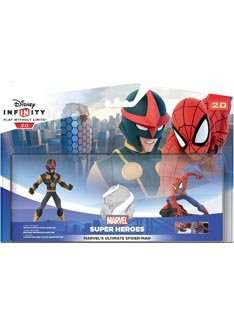 Spiderman playset for disney infinity only £19.85 @ Simply Games