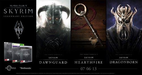 The Elder Scrolls V: Skyrim Legendary Edition £5.82 @ Gamefly