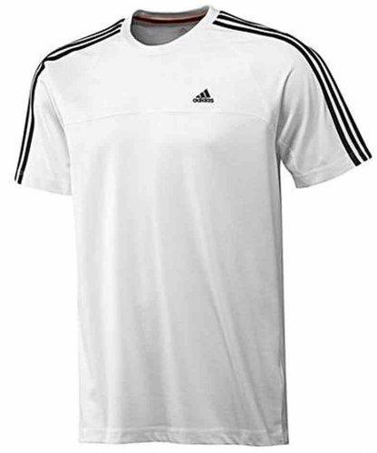 adidas Mens Performance ESS Crew T-Shirt (L/XL) £5 @ Halfords