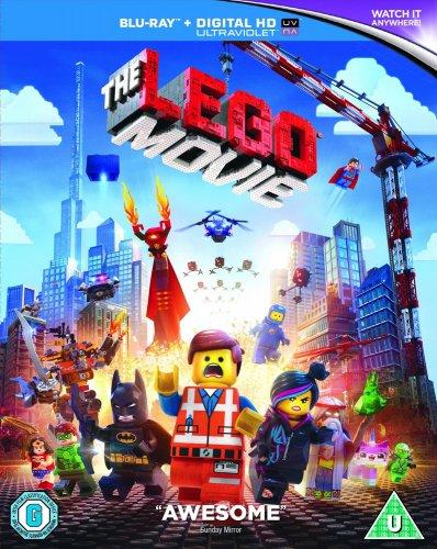 The Lego Movie [Blu-ray + UV Copy]  - Amazon - £13