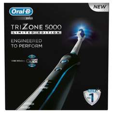 Braun Oral-B TriZone 5000 Limited Edition Electric Rechargeable Toothbrush. £79.99 ebay / Best Brands UK Store