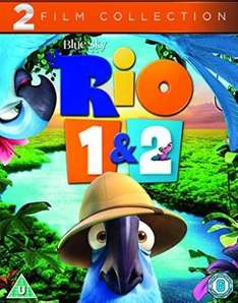 Rio 1&2 Boxet (Blu-Ray) £13.00 @ Amazon