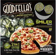 Goodfellas the smiler - £1.25 @ asda , 25p after £1 coupon, or FREE after checkoutsmart 25p if you haven't used it