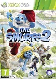 Smurfs 2 - Microsoft XBOX 360 - Down to £8 at Tesco