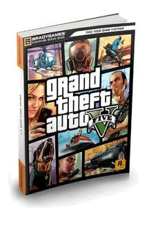 Grand Theft Auto V Signature Series Strategy Guide £3.99 Delivered @ GAME