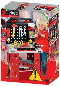 Faro 74cm Top Tools Workshop £23.19 FREE delivery in UK (SAVE £52.80) @ Amazon
