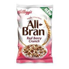 Kelloggs All Bran Red Berry Crunch Sample @ Emmas Diary