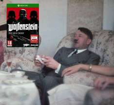 Wolfenstein: The New Order XBOX ONE - NEW -  27.74 at Panda Games / Amazon (£28.76 delivered)