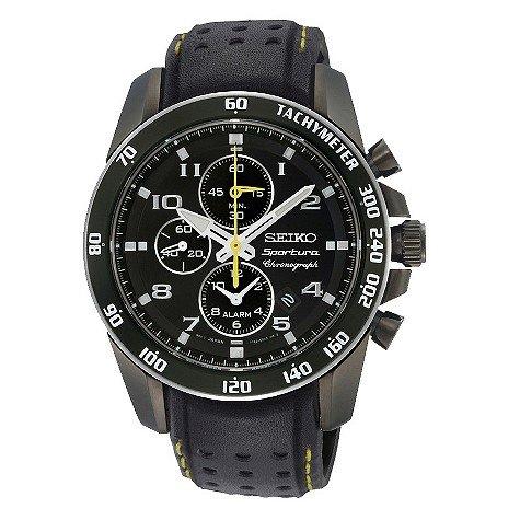 Seiko Sportura Chronograph Watch £130 @ H.Samuel