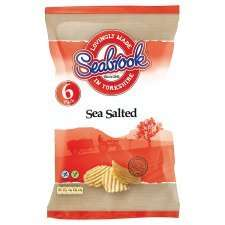 Seabrook 6x Pack - Only 42p instore @ Tesco!