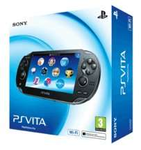 PS Vita (3G or Wi-Fi models) with 16GB Kids Pack at GAME £134.99