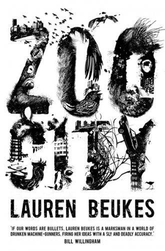 Lauren Beukes' 'Zoo City' £1.15 on Kindle @ Amazon