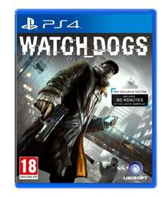 Watch Dogs (PS4/Xbox One) (New) £29.99 Delivered @ Grainger Games