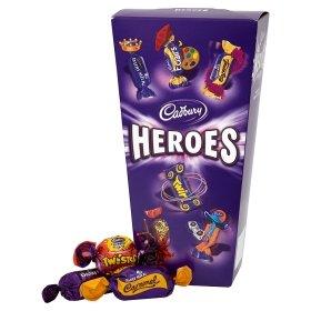tub of cadbury heroes 780g - £3 @ Asda