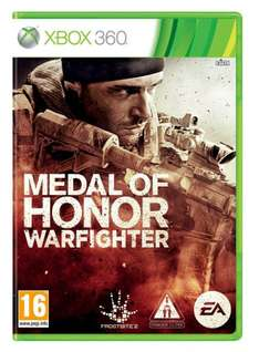 Medal of Honor Warfighter Xbox 360 Sold by APE-GAMES and Fulfilled by Amazon.