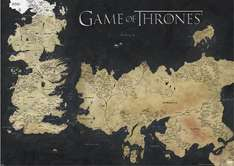 XXL Game of Thrones Poster £5.79 @ Amazon sold by Poster Revolution UK