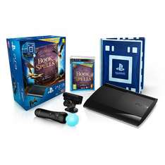 PS3 12GB Console + Book Of Spells Pack (damaged/open box) @ ASDA Direct